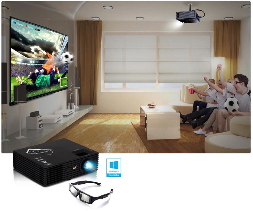 3D HD Beamer Kopen
