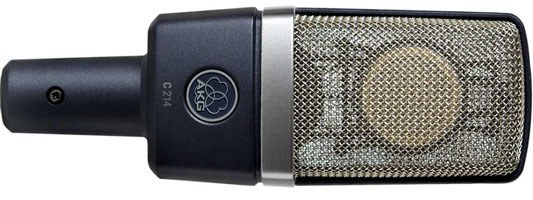 AKG C214 microfoon