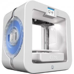 Cube 3 3D printer review