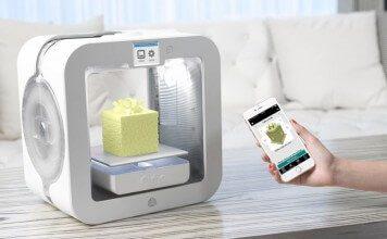 Cube 3 3D printer review kopen