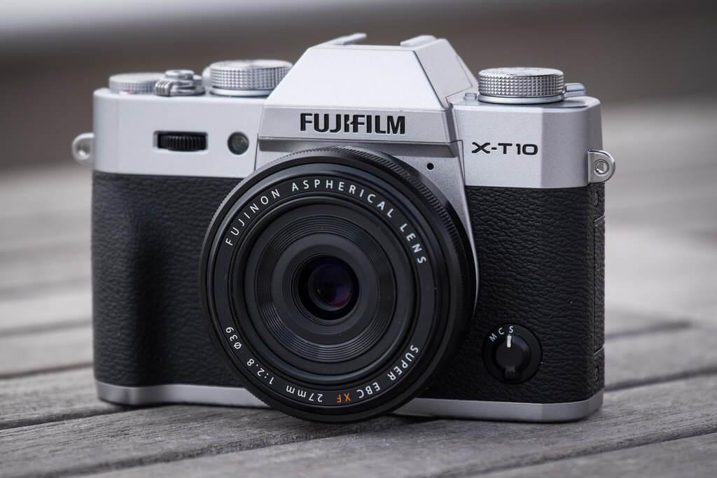 Fuji X-T10 beste systeemcamera