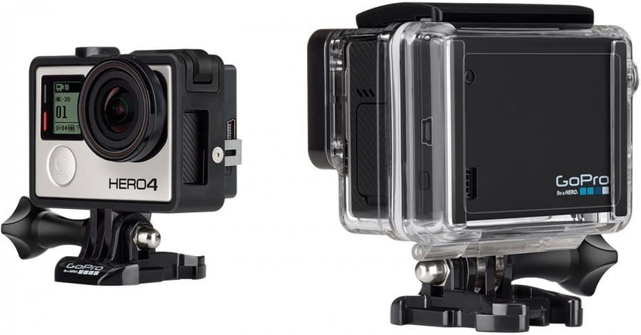 GoPro Hero4 Black action cam 2