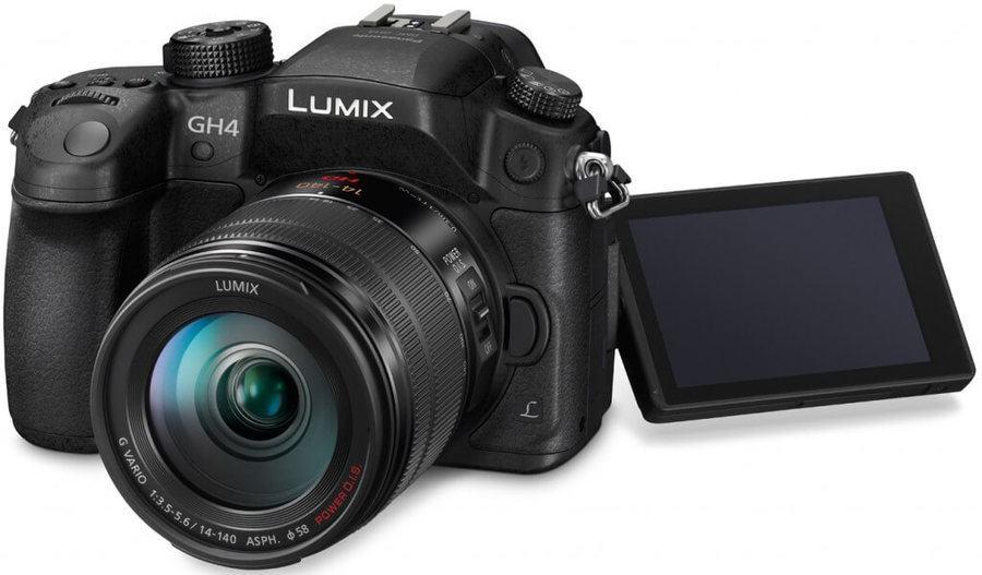 Panasonic GH4 systeemcamera kopen