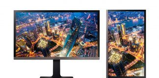 Samsung U32E850R review