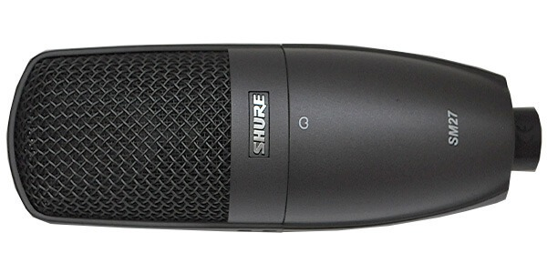 Shure SM-27-SC studio microfoon kopen