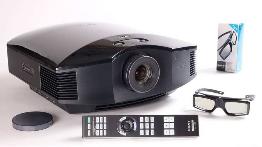 Sony VPL-HW65ES review beamer projector