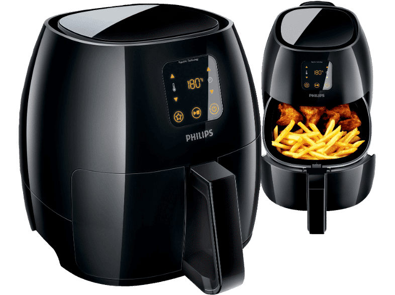 airfryer hetelucht friteuse
