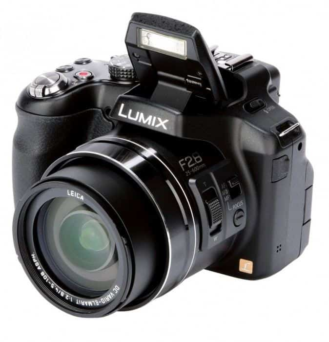 beste camera Panasonic Lumix DMC-FZ200
