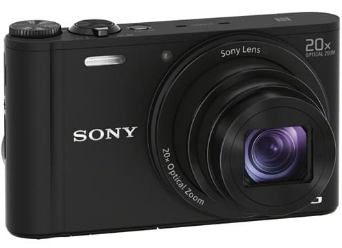 beste camera Sony WX350