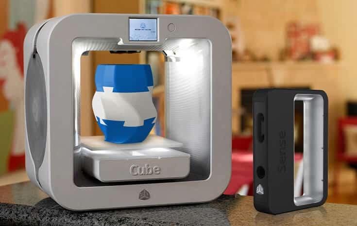 Beste Cube 3 3D Printer kopen