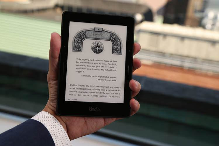 Beste Kindle 2016 Review