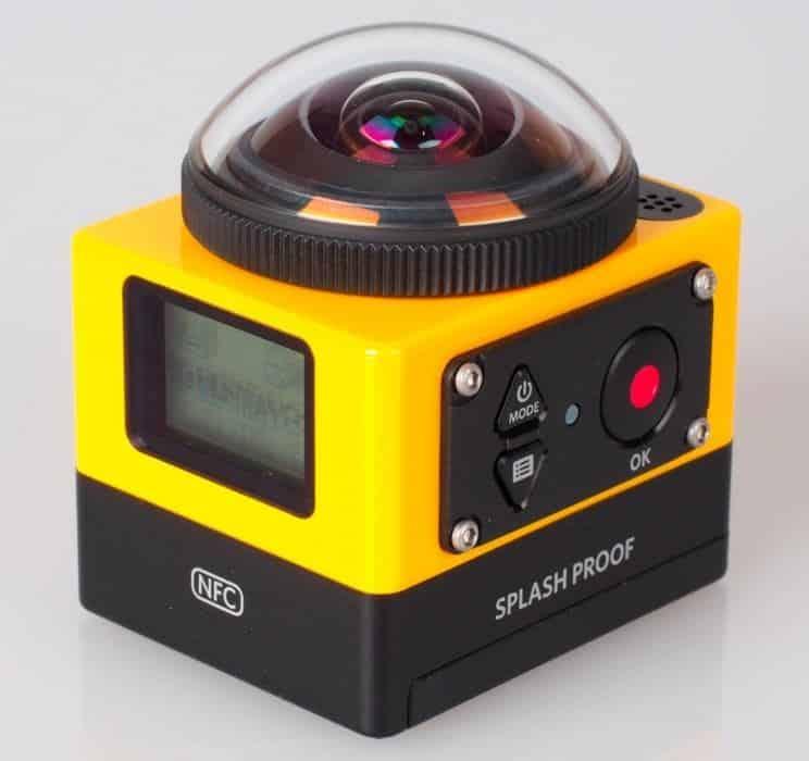 Beste Kodak SP360 Review