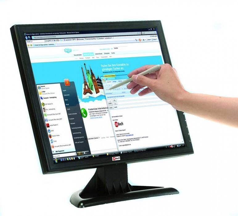 Beste Touchscreen Monitor