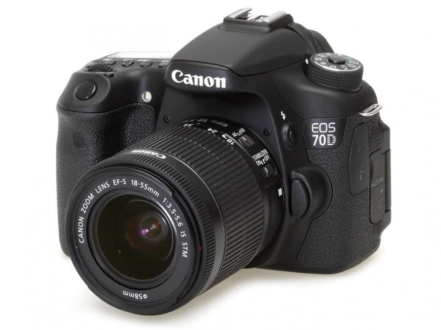 Canon EOS 70D beste camera 2016