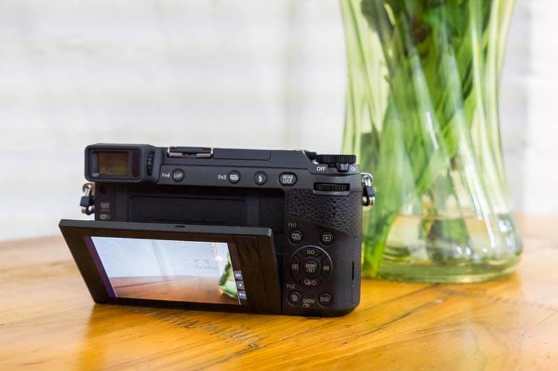 Compacte Panasonic Lumix GX80 Review