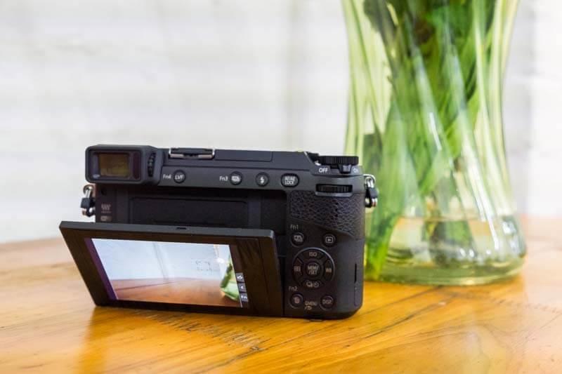 Compacte Panasonic Lumix GX80 Review