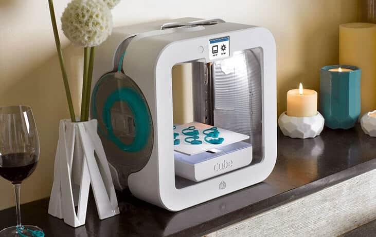 Cube 3D Printer Kopen