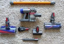 Dyson V8 Absolute Review