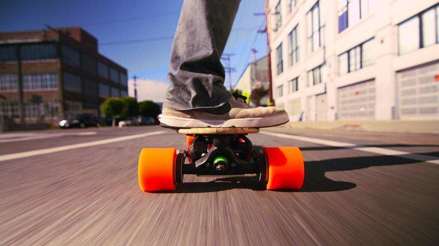 Elektrisch Skateboard bestellen