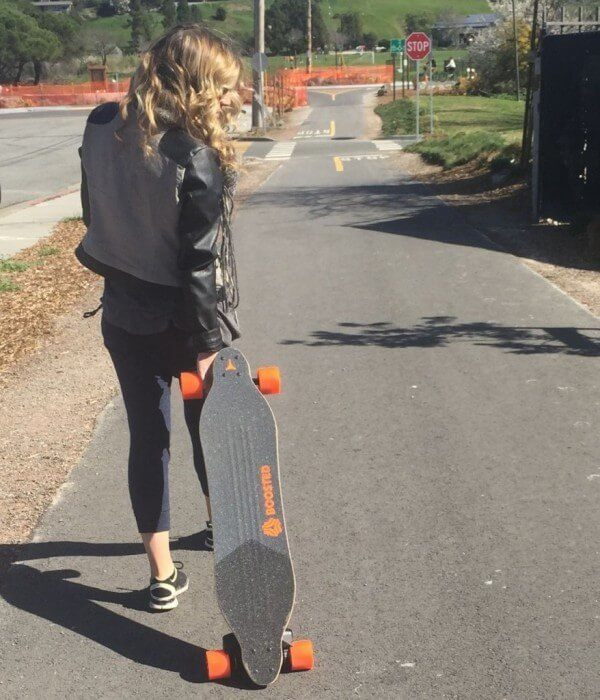 Elektrisch Skateboard review