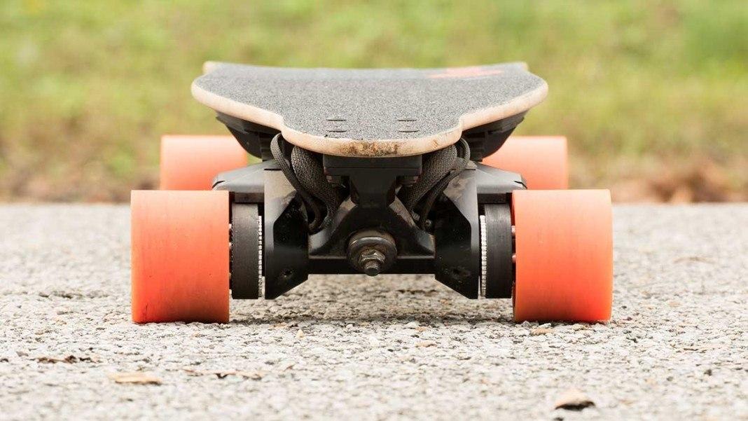 Elektrische Skateboard