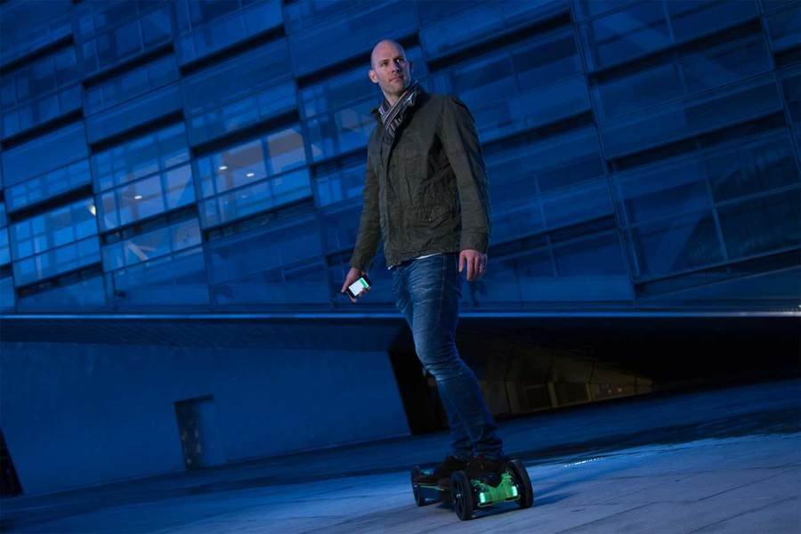 Elektrische Skateboard kopen