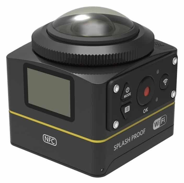 Goedkoopste Kodak SP360 4K Review
