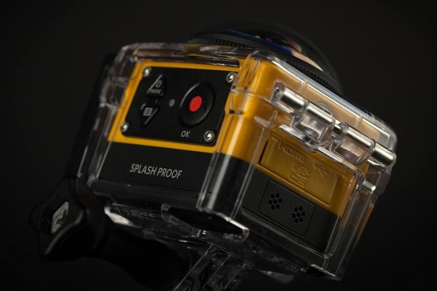 Goedkoopste Kodak SP360 Review