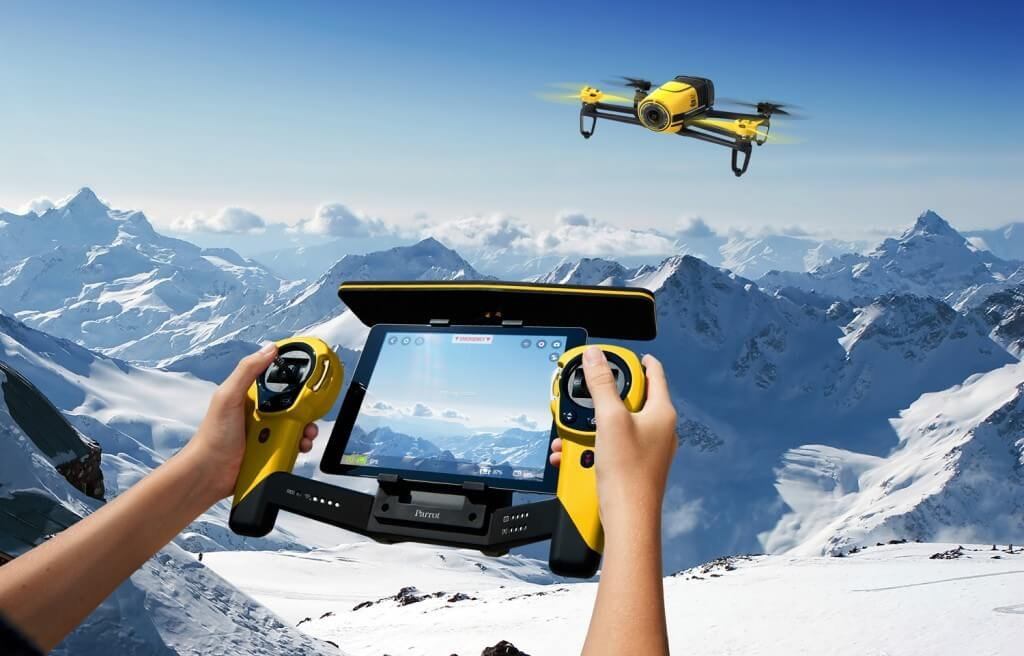 Goedkoopste Parrot Bebop Drone