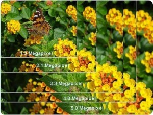megapixels bij camera kopen
