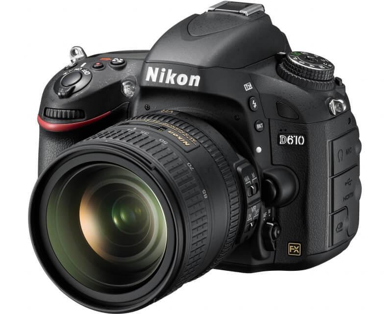 Nikon D610 beste camera