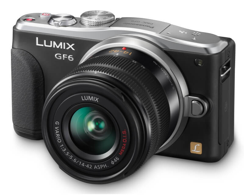 Panasonic Lumix DMC-GF6 camera