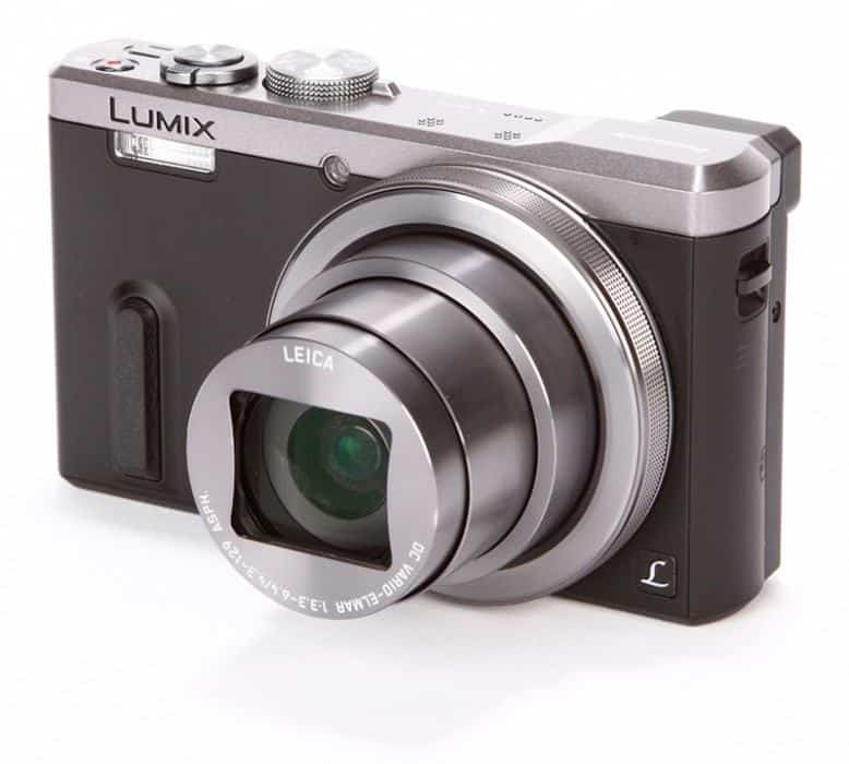 Panasonic Lumix DMC-TZ60 camera