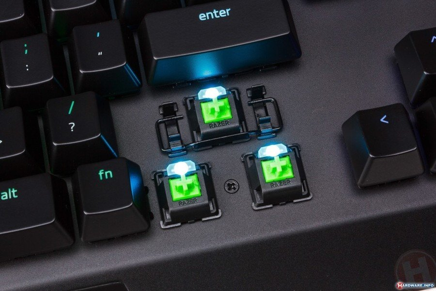 Razer BlackWidow X Chroma Review kopen