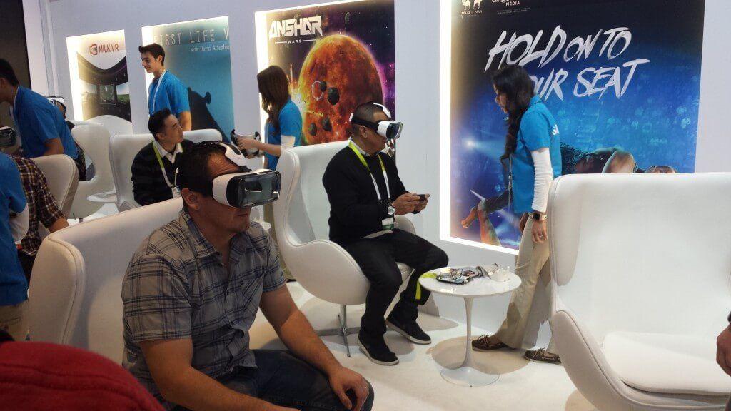 Samsung Gear VR Kopen gaan