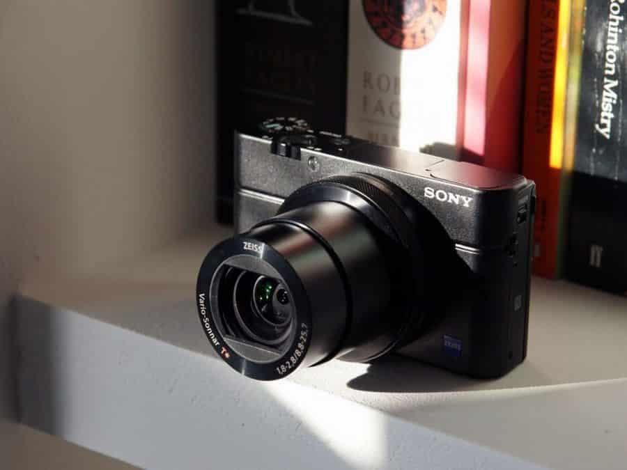 Sony RX100 IV kopen