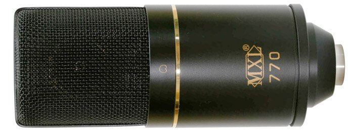 studio microfoon MXL 770 kopen