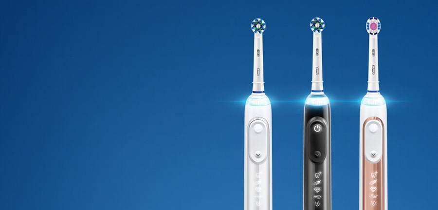 tandenborstel Oral B Genius 9000S review