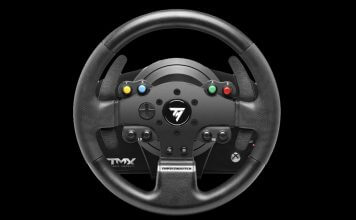 Thrustmaster TMX Review