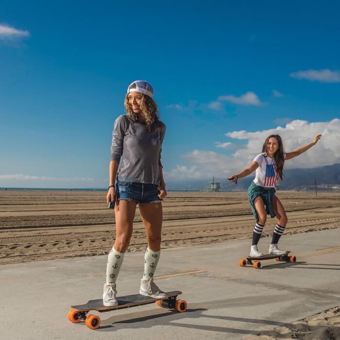 Waarom Elektrisch Skateboard kopen
